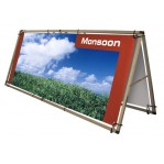 Stojan Monsoon  UL  1250x2500 mm s brašnou